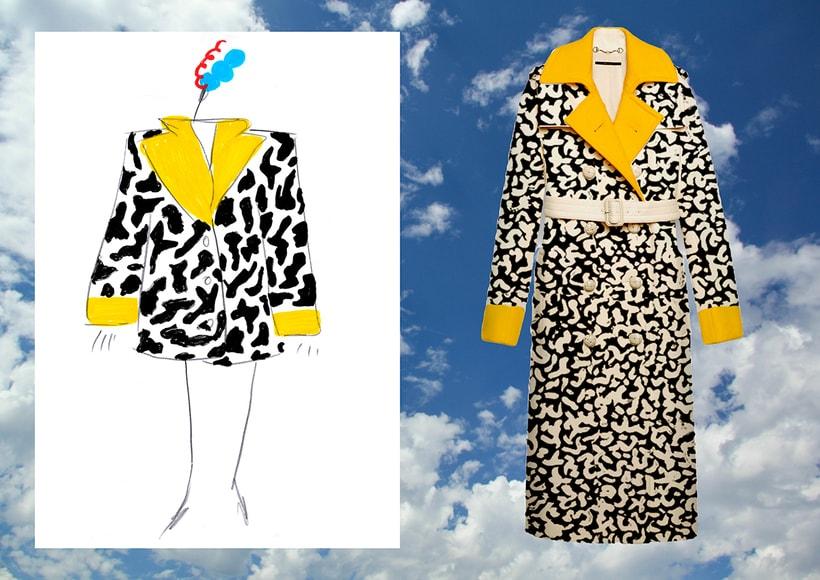 Graphic Textile Designer - Creación y dirección de arte para una colección de ropa 3