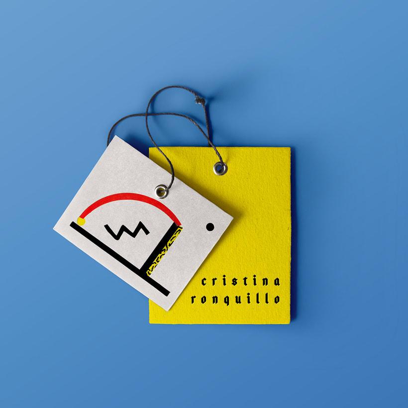 Graphic Textile Designer - Creación y dirección de arte para una colección de ropa 5