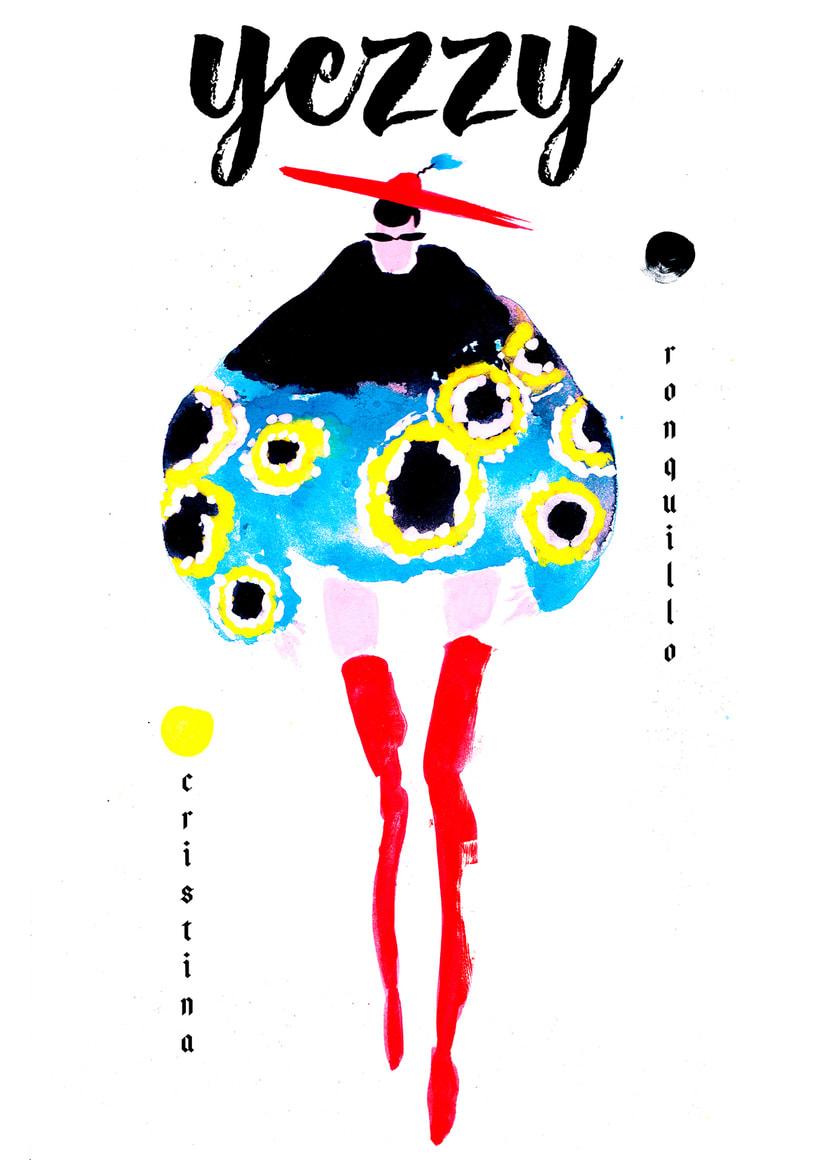 Graphic Textile Designer - Creación y dirección de arte para una colección de ropa 7