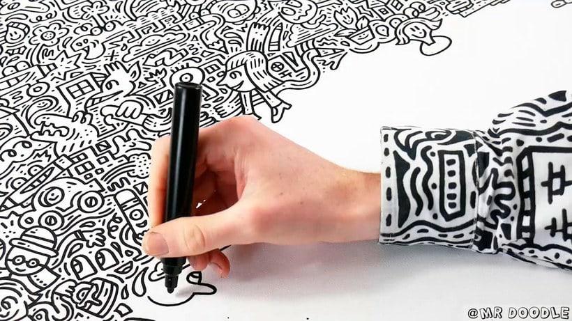 Mr. Doodle: el mago del dibujo 5