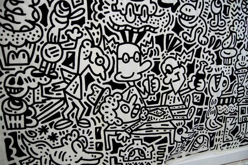 Mr. Doodle: el mago del dibujo 9