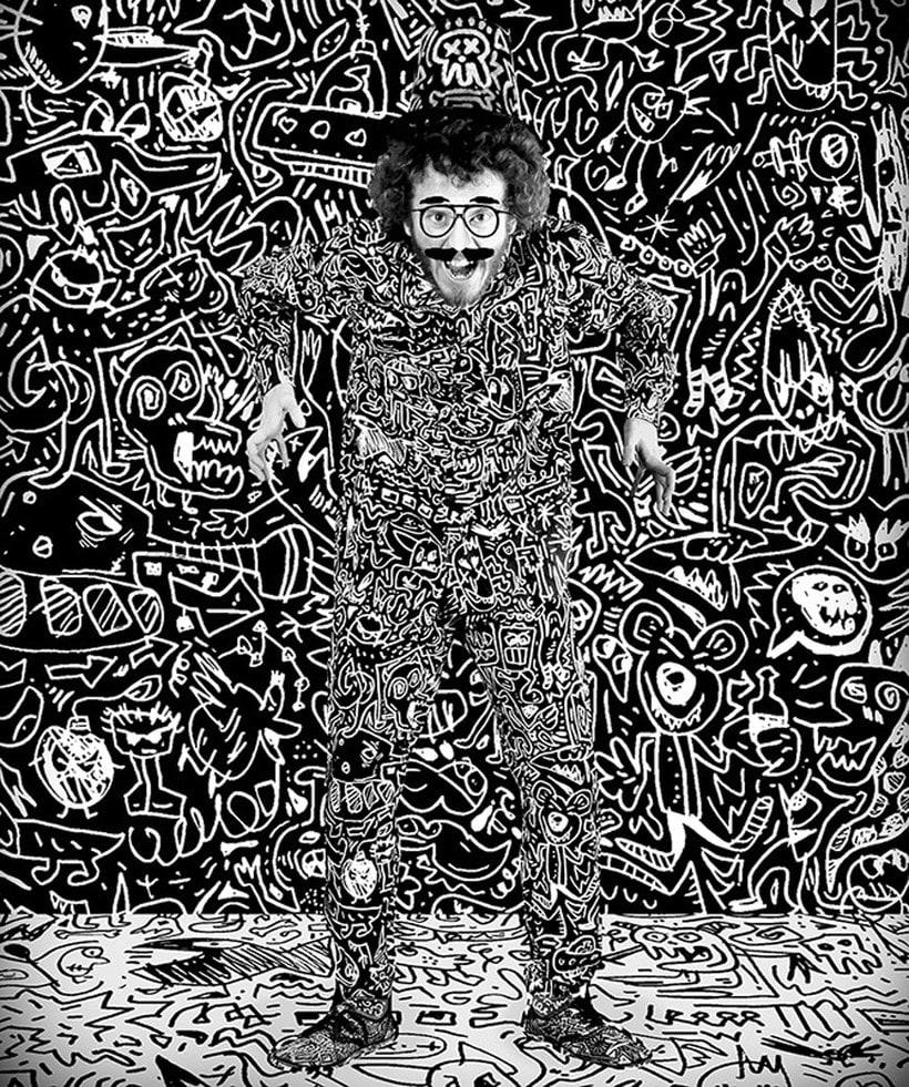 Mr. Doodle: el mago del dibujo 10