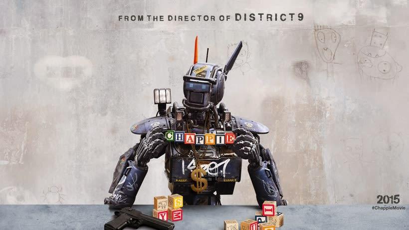 C3PO & Chappie Mashup / ROBOT 9