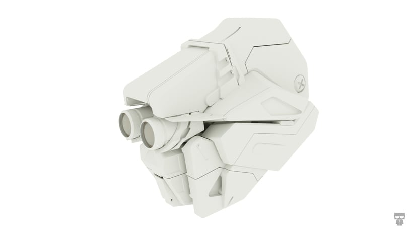 C3PO & Chappie Mashup / ROBOT 7