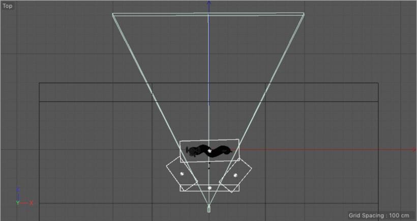 Morthimer, el perro salchicha ( Proyecto del curso: Lettering 3D de @zigor ) 10