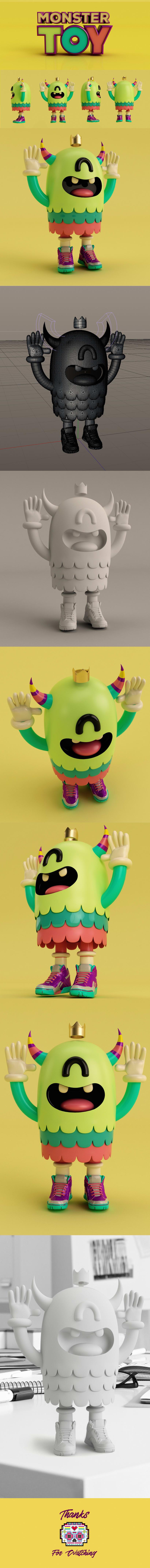 Monster Toy Prototipo 1.0  1