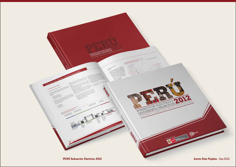Anuario Ministerio de Energía Perú 1