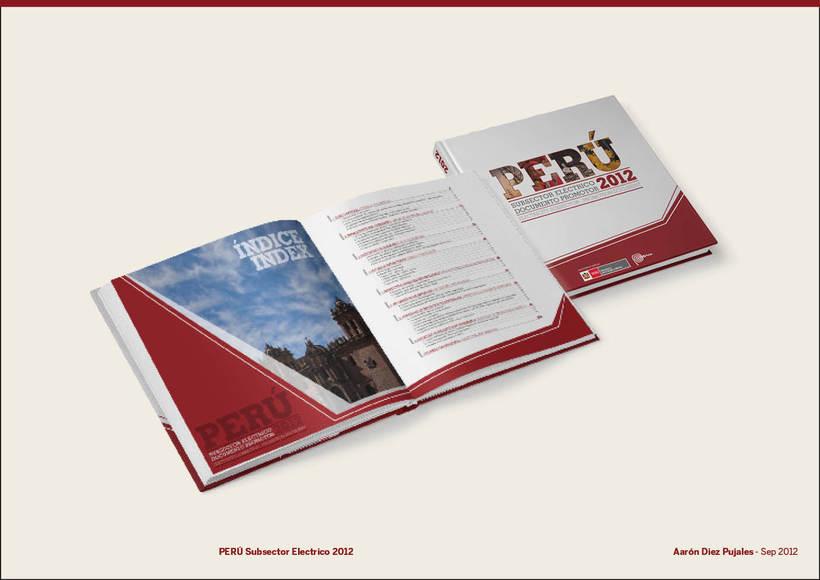 Anuario Ministerio de Energía Perú 2