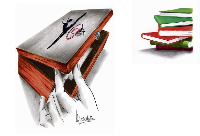 Relatos ilustrados. La ilustraciones del primer concurso de narrativa corta publicados en El 9Nou (Osona/Ripollès y el Vallès Oriental) y en el 9 Magazín 0