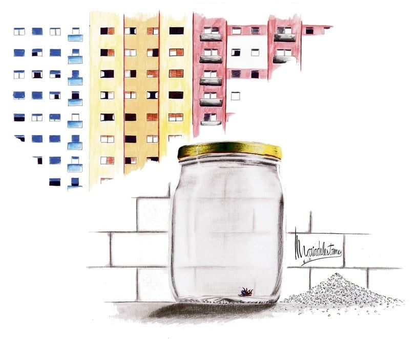 Relatos ilustrados. La ilustraciones del primer concurso de narrativa corta publicados en El 9Nou (Osona/Ripollès y el Vallès Oriental) y en el 9 Magazín 8