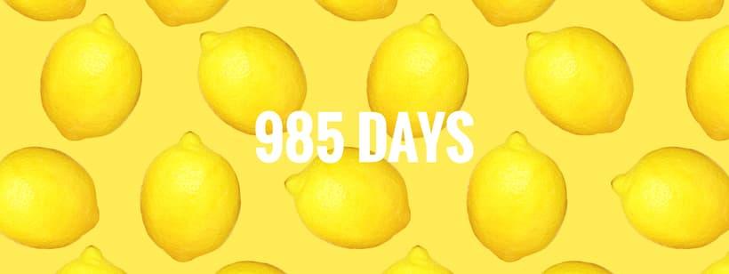 985 DAYS 2