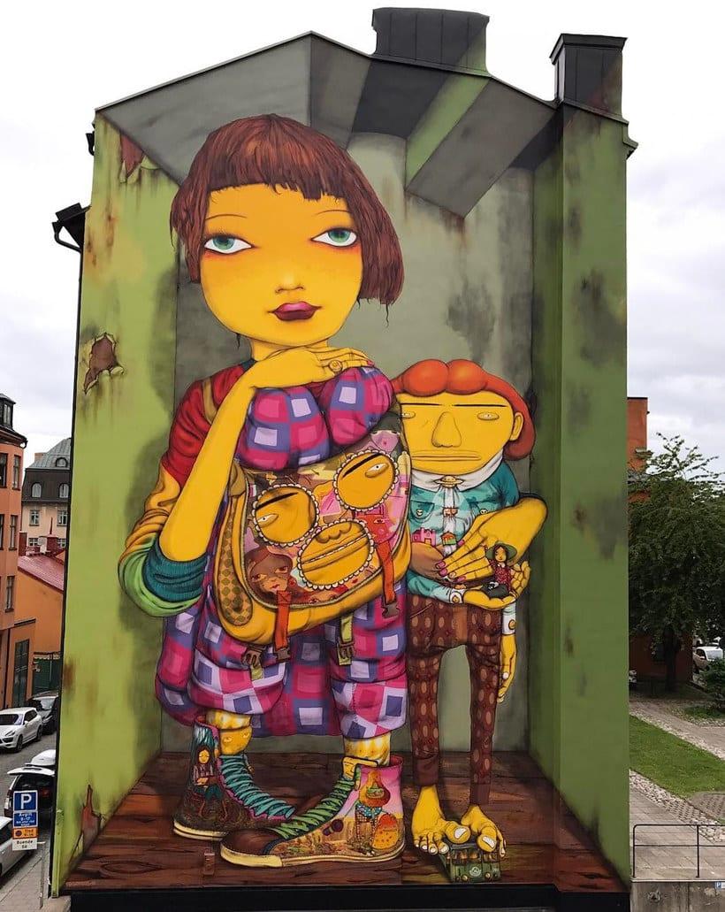 10 artistas urbanos que debes seguir en Instagram 12