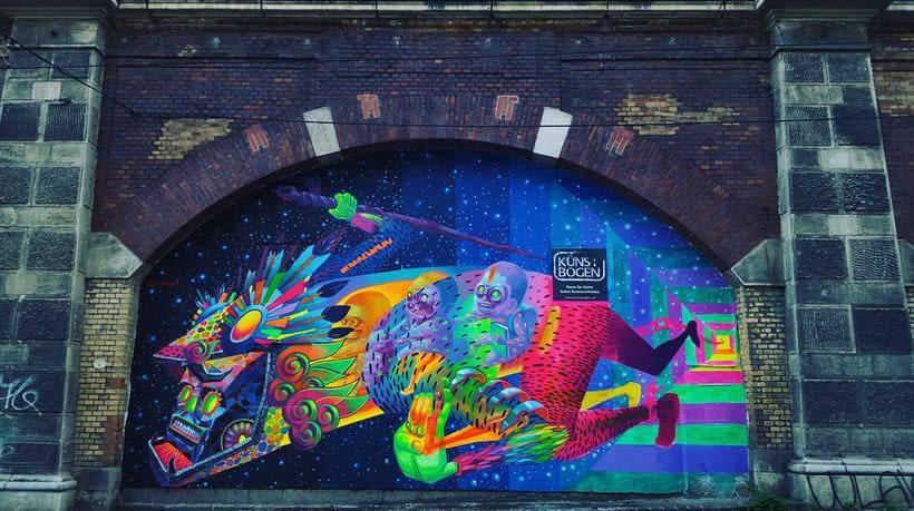 10 artistas urbanos que debes seguir en Instagram 14