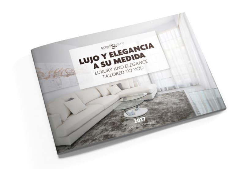 Catálogo 2017 Mobile&Diseño Marbella (Málaga) 0