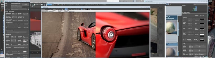 La Ferrari / ROBOT 5