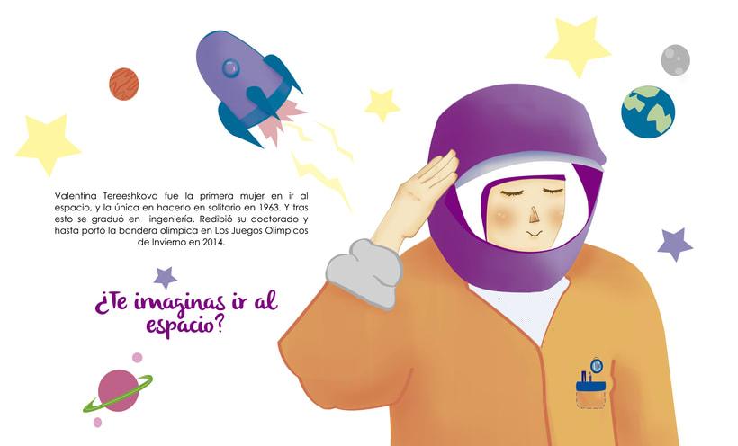Mujeres en la ciencia. ¿Cuántas conoces? -1