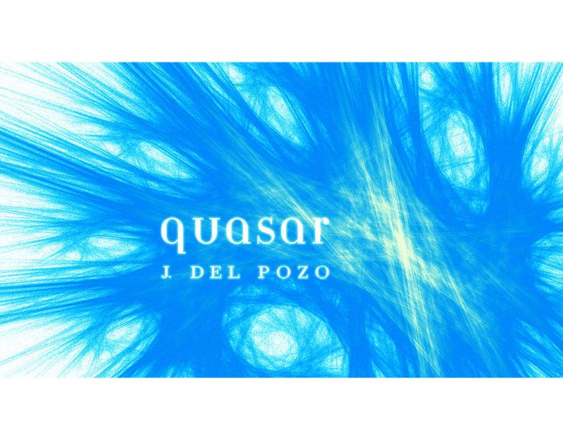 Diseños - perfume QUASAR 0