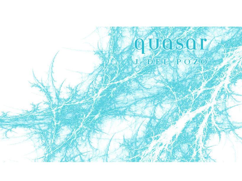 Diseños - perfume QUASAR 2