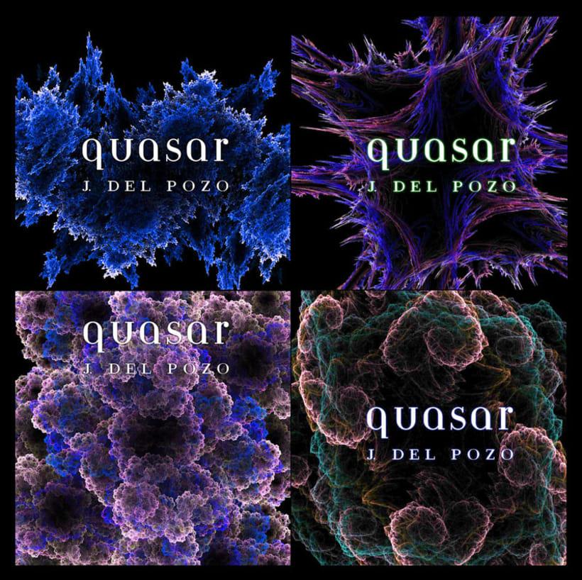 Diseños - perfume QUASAR 3