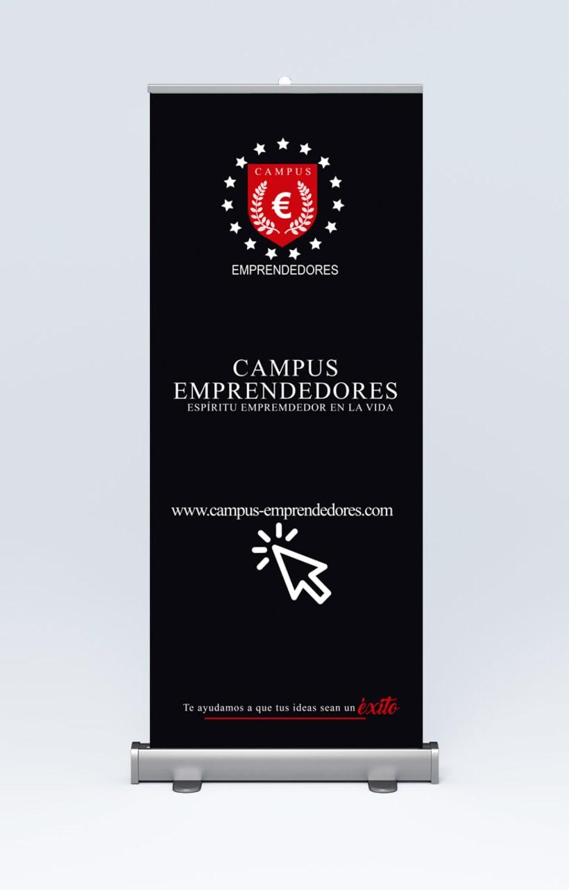 PAPELERÍA CAMPUS DE EMPRENDEDORES - MADRID 4