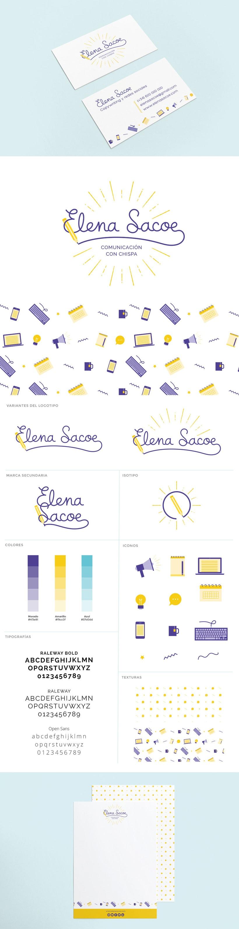 Branding Elena Sacoe -1