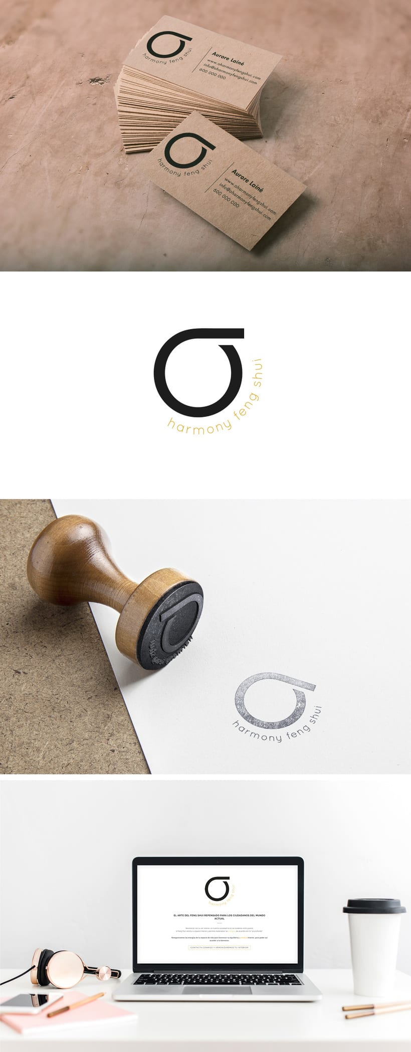 Branding O Harmony Feng Shui -1