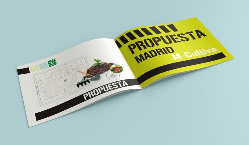 M- CULTIVA // Huerto urbano// MATADERO MADRID  0
