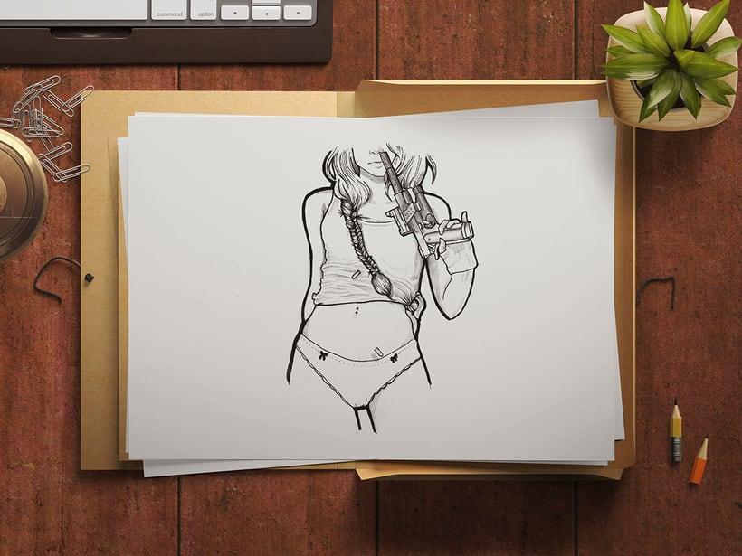 ILUSTRACIÓN // Sketches 10