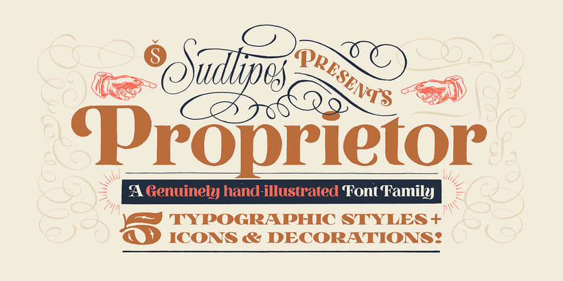 Proprietor — Type Family 0