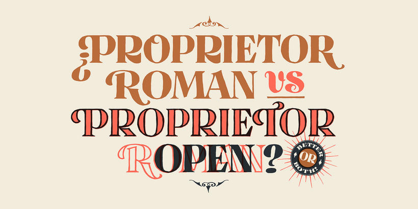 Proprietor — Type Family 7