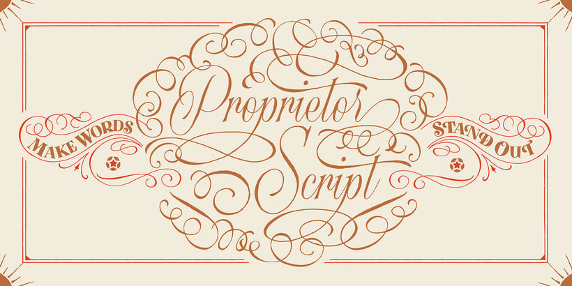 Proprietor — Type Family 13