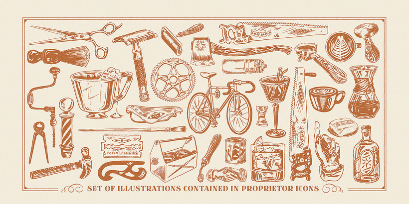 Proprietor — Type Family 23