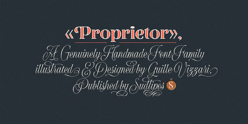 Proprietor — Type Family 37