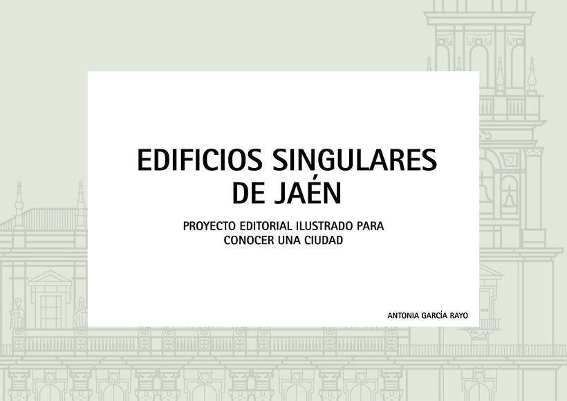 EDIFICIOS SINGULARES DE JAÉN 1