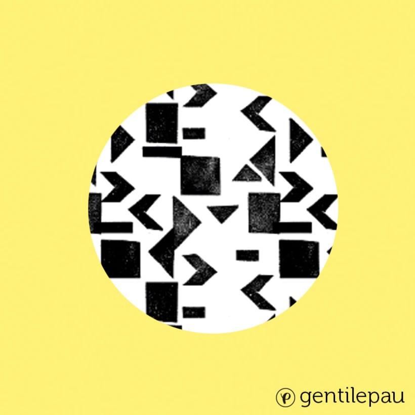 Sellos y geometrías: designa 0