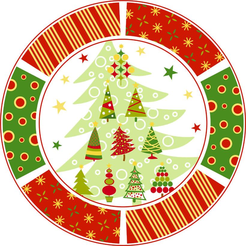 Algunas ilustraciones navideñas 5