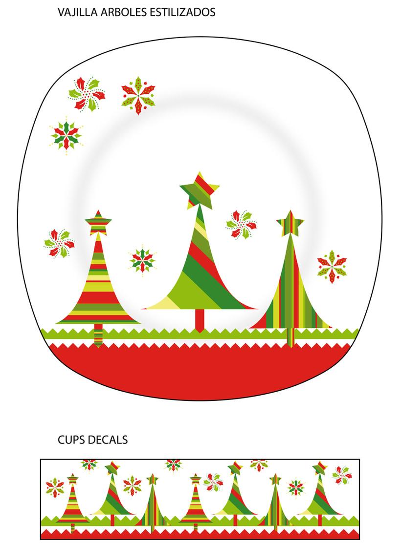 Algunas ilustraciones navideñas 6