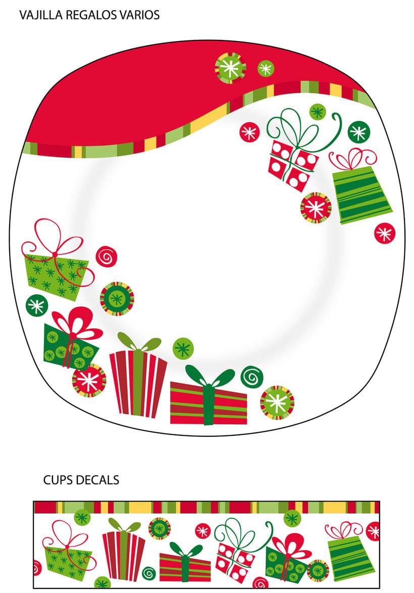Algunas ilustraciones navideñas 7