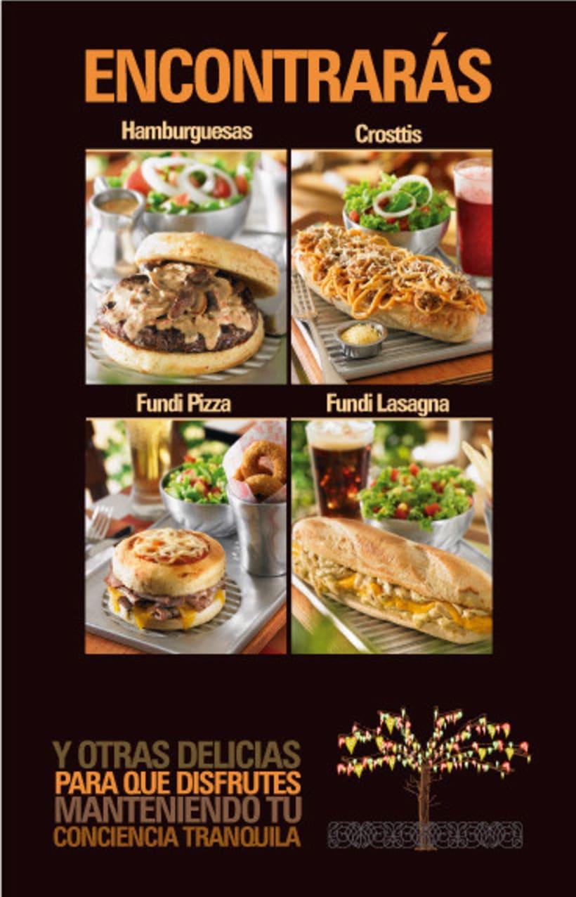 Diseño publicitario y branding para Hamburguesas premium Presto Stanza 1