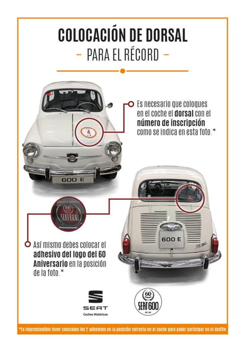 Creatividades 60 aniversario SEAT600 9