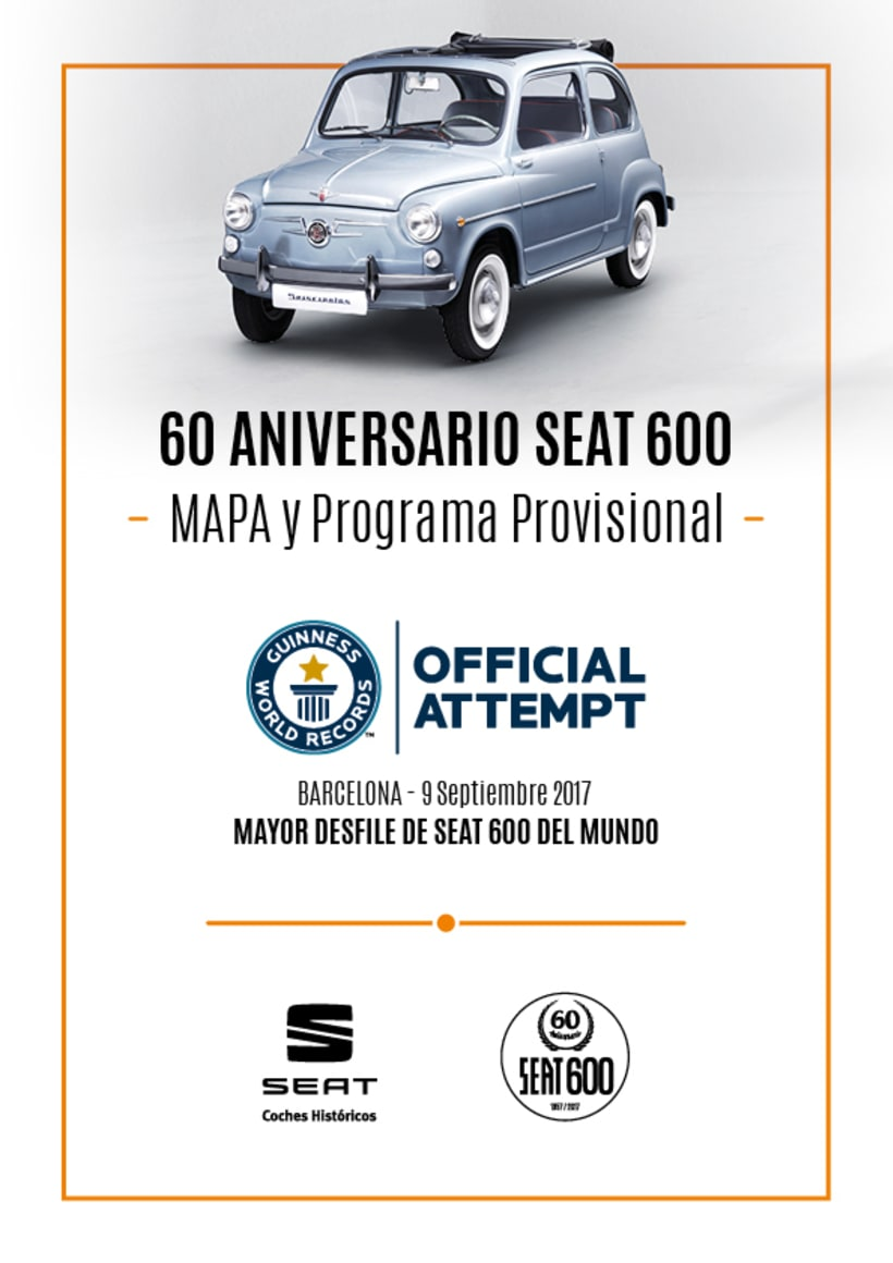 Creatividades 60 aniversario SEAT600 4