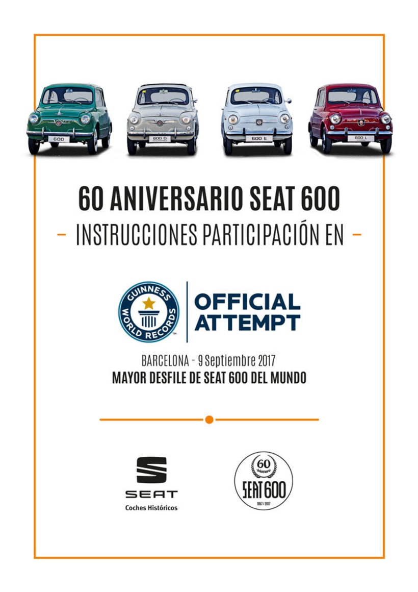 Creatividades 60 aniversario SEAT600 7