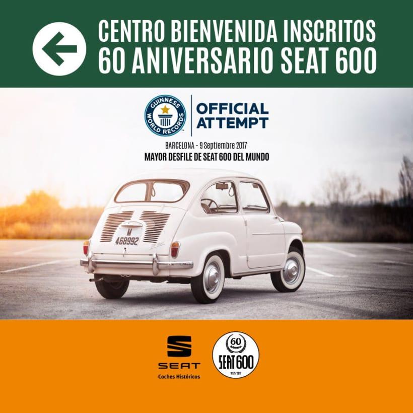 Creatividades 60 aniversario SEAT600 12