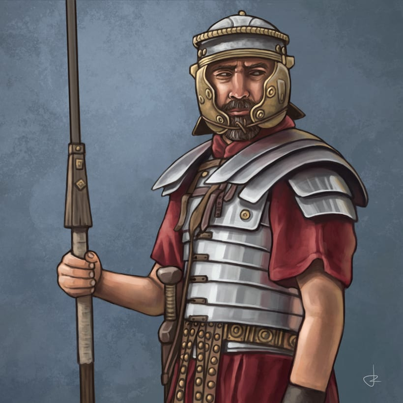 Legionario Romano 0