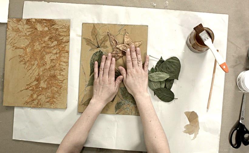 Mi Proyecto del curso: Técnicas experimentales de ilustración: de lo digital a lo artesanal 6