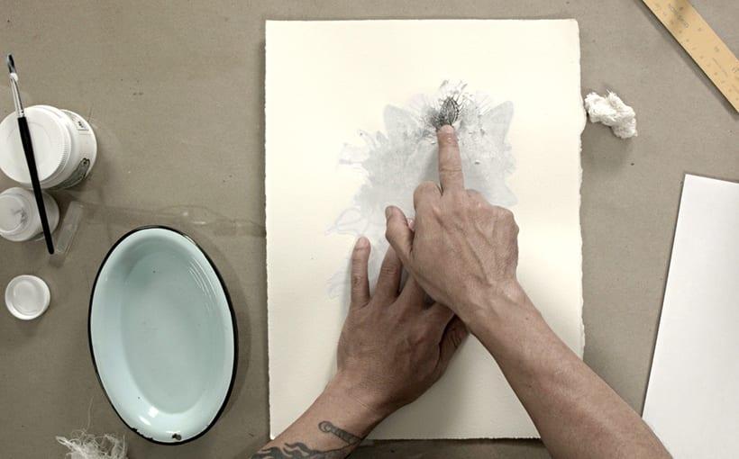 Mi Proyecto del curso: Técnicas experimentales de ilustración: de lo digital a lo artesanal 10