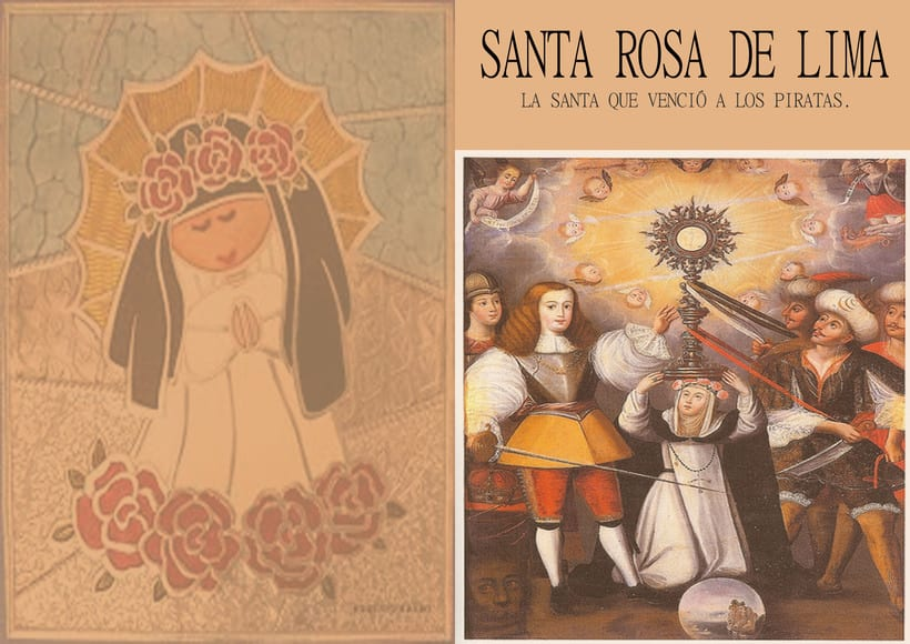 Santa Rosa, diptico 0