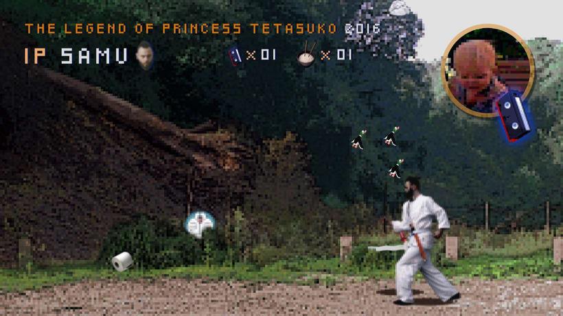 Audiovisual (La leyenda de la princesa Tetasuko - Lopetegui Productions) 8