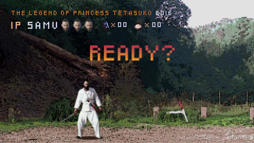 Audiovisual (La leyenda de la princesa Tetasuko - Lopetegui Productions) 7