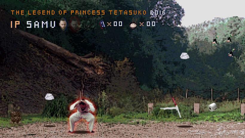 Audiovisual (La leyenda de la princesa Tetasuko - Lopetegui Productions) 9